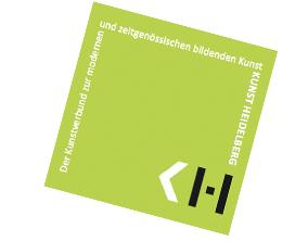 Logo des Vereins KunstHeidelberg