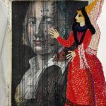 Tesmar und Hübner-Nauhaus, Collage